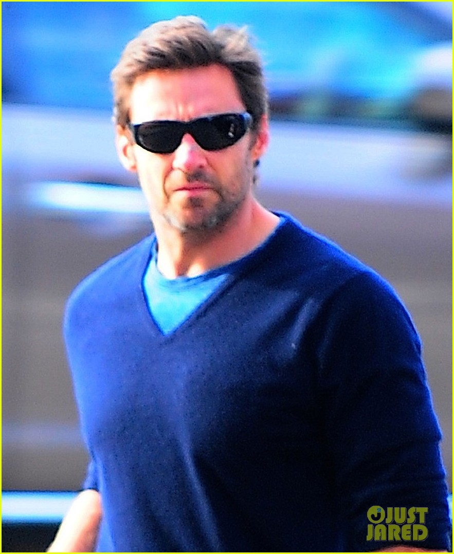 hugh jackman family time after cancer scare 02