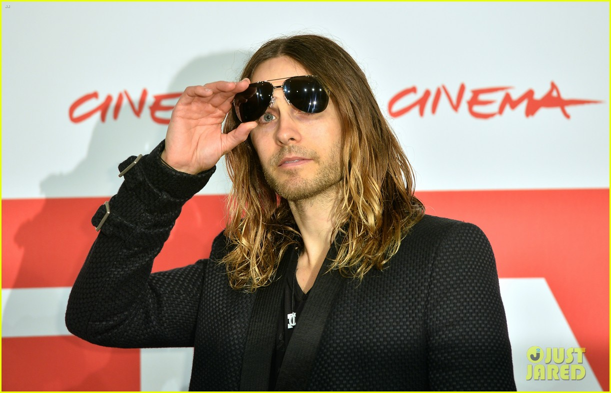 jared leto dallas buyers club rome photo call 022989019