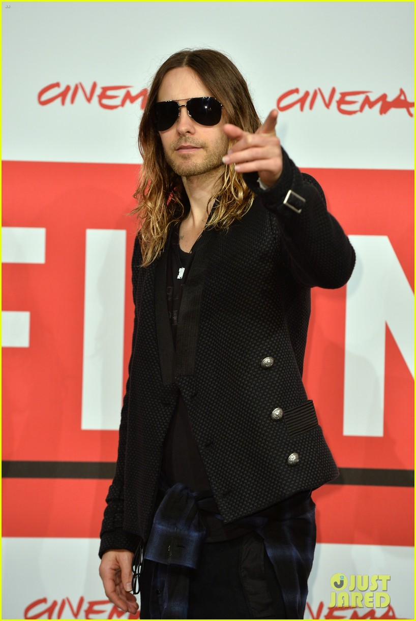 jared leto dallas buyers club rome photo call 082989025