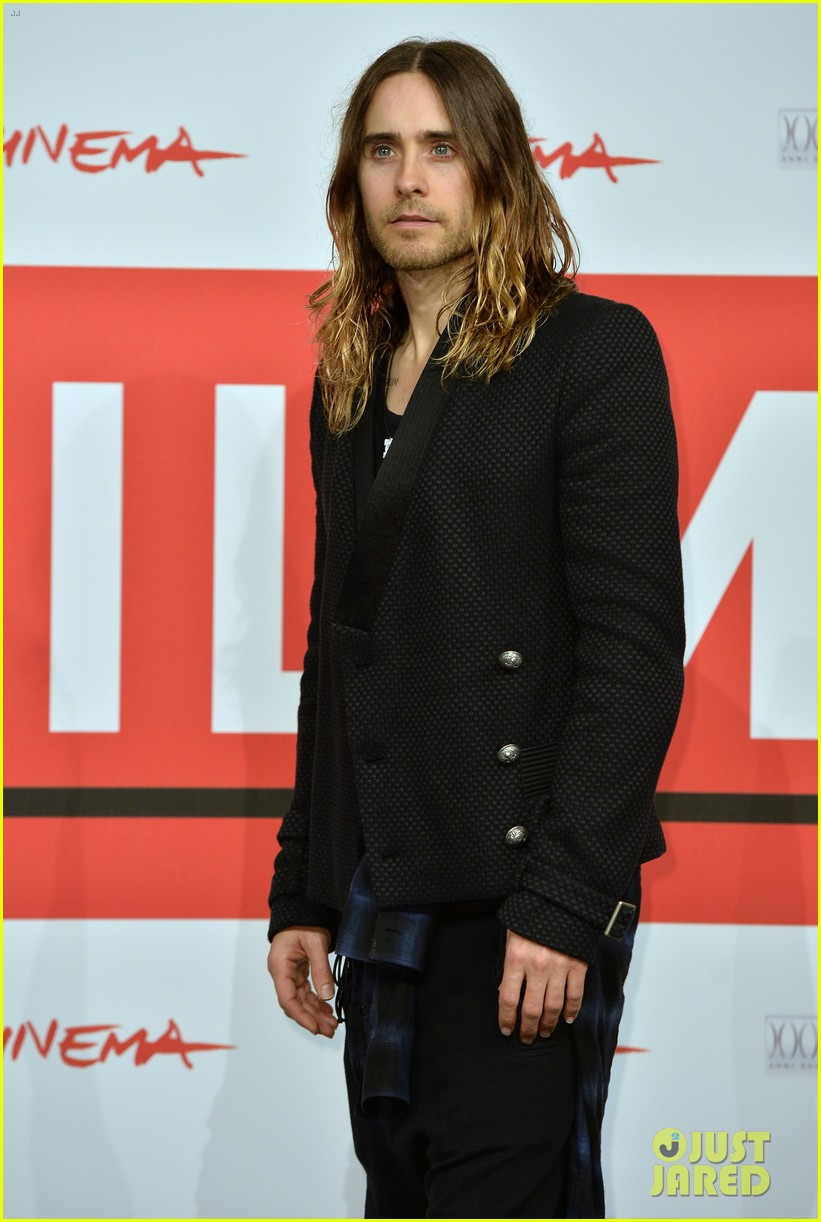 jared leto dallas buyers club rome photo call 10