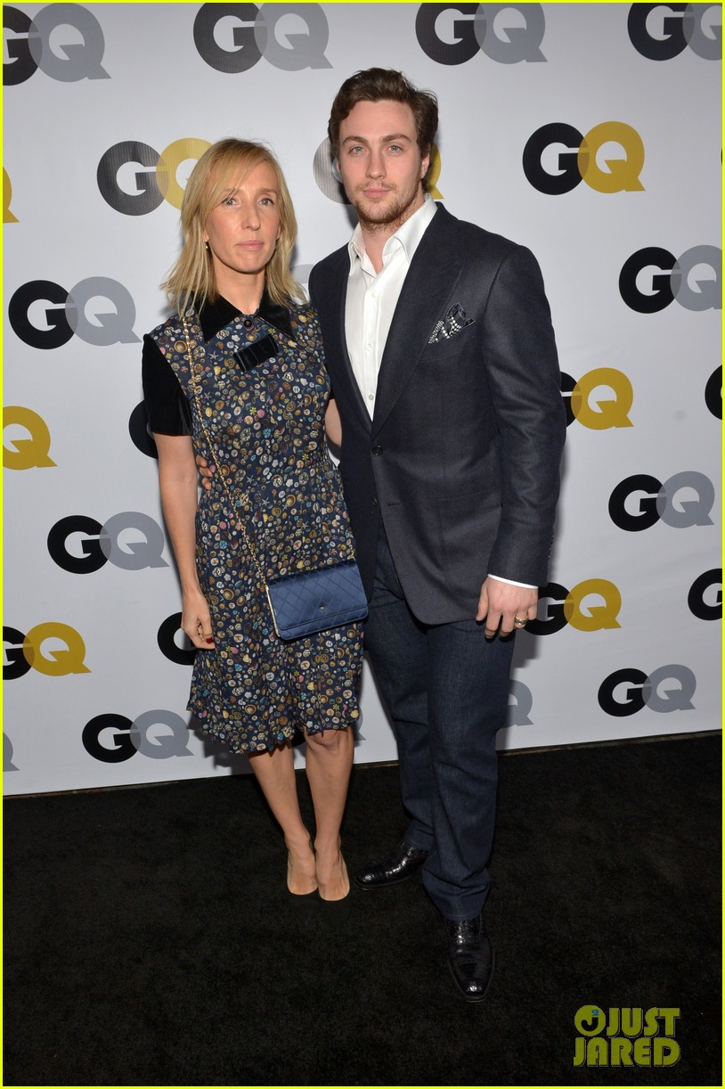 aaron taylor johnson ben barnes gq men of the year party 032991451