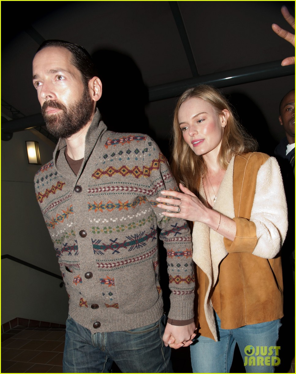 kate bosworth michael polish hold hands after big sur screening 05