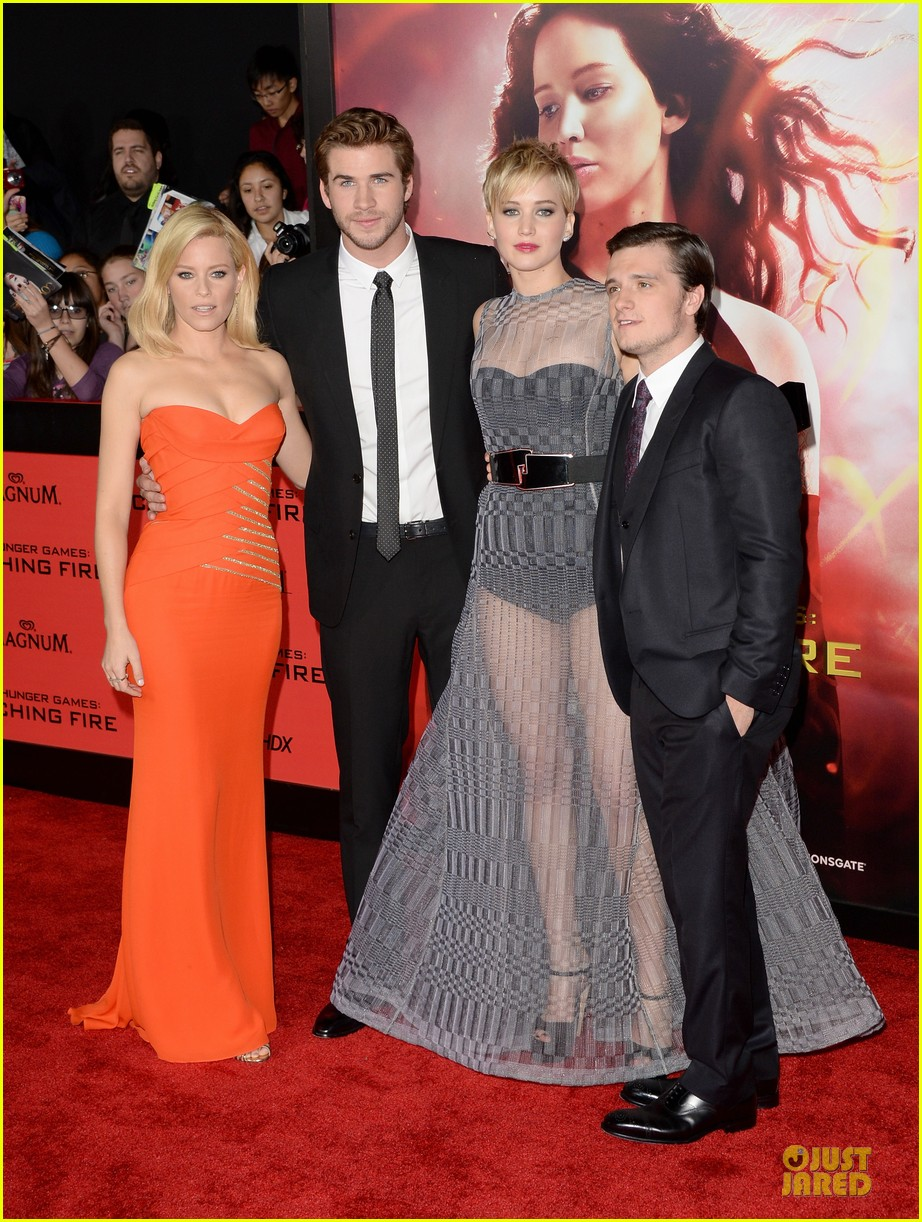 jennifer lawrence catching fire la premiere 052995702