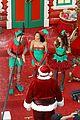lea michele naya rivera santas sexy little helpers 18