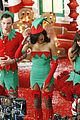 lea michele naya rivera santas sexy little helpers 30