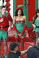lea michele naya rivera santas sexy little helpers 39