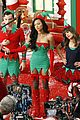 lea michele naya rivera santas sexy little helpers 48
