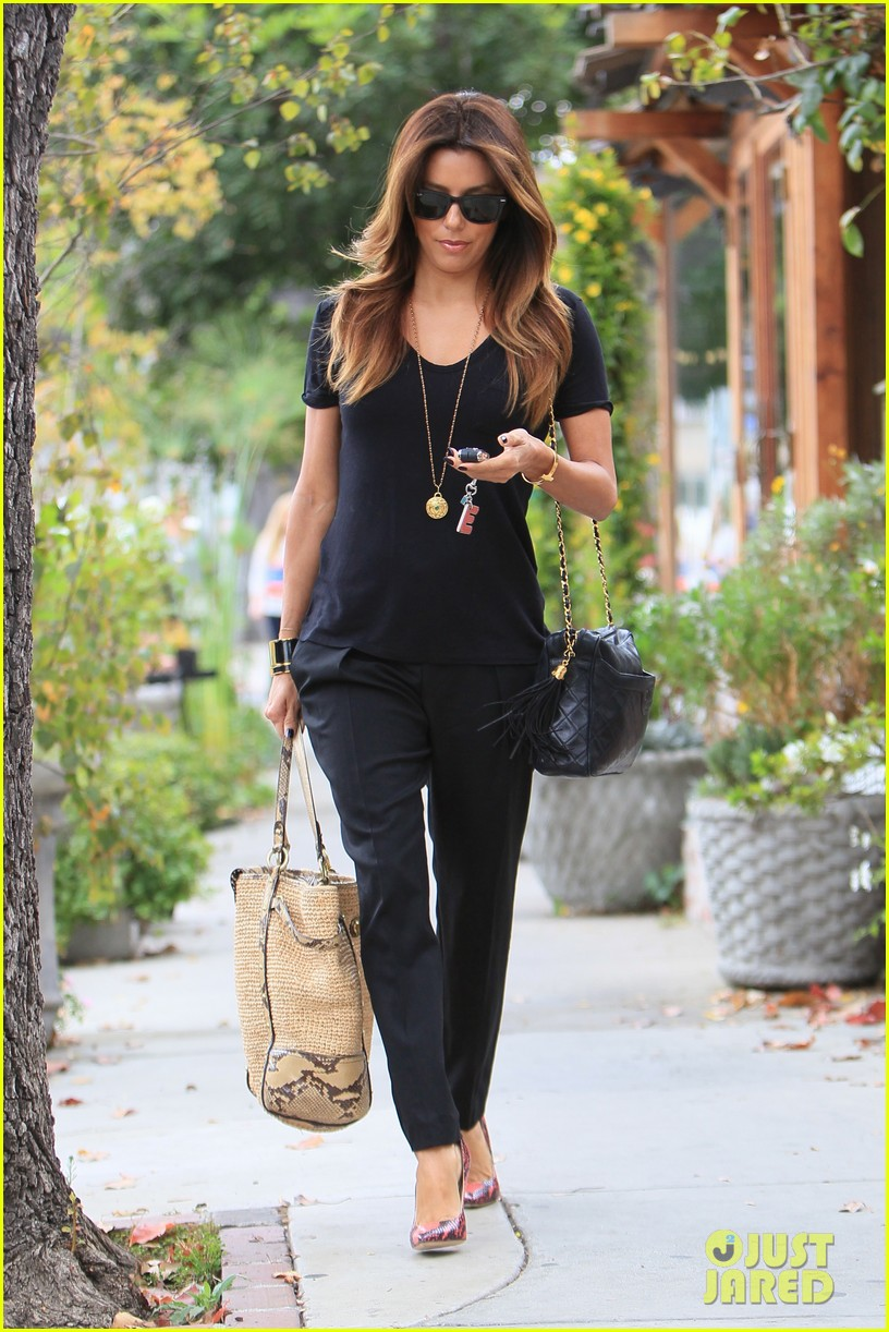 eva longoria steps out with new boyfriend jose antonio baston 052995488