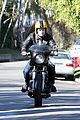 olivier martinez fender bender in studio city 09