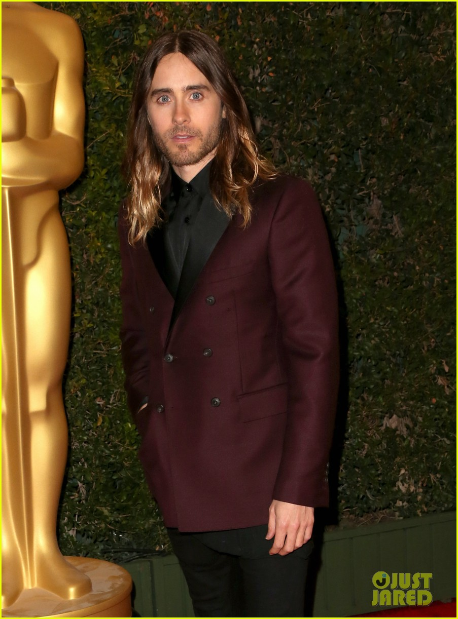 matthew mconaughey jared leto governors awards 2013 10