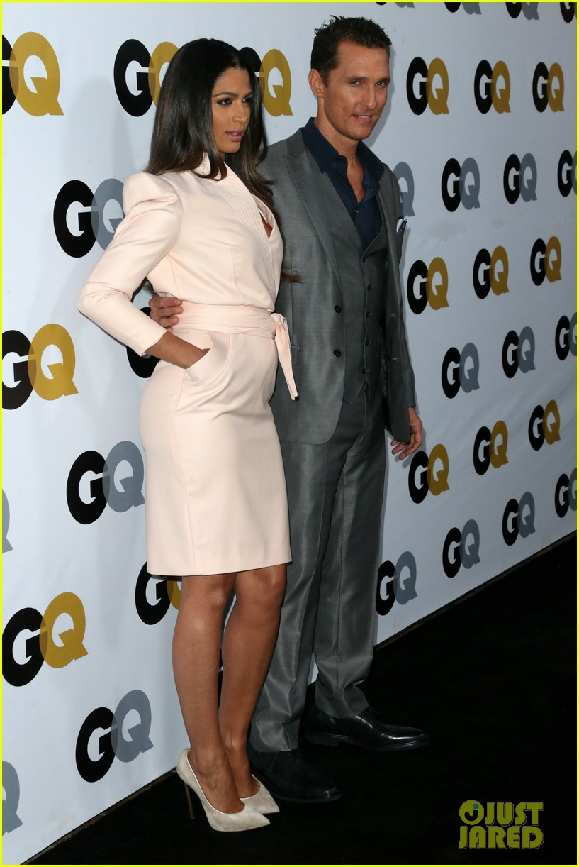 matthew mcconaughey gq men of the year party 142991328