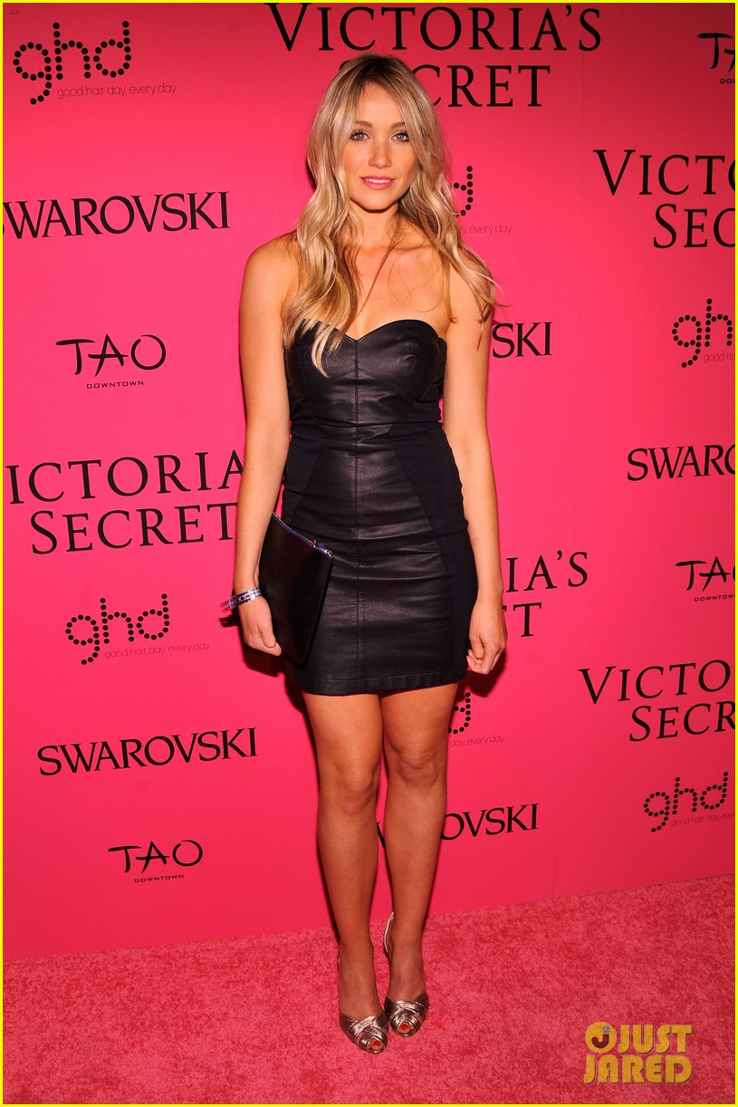 dylan mcdermott jamie chung victorias secret fashion show after party 2013 15