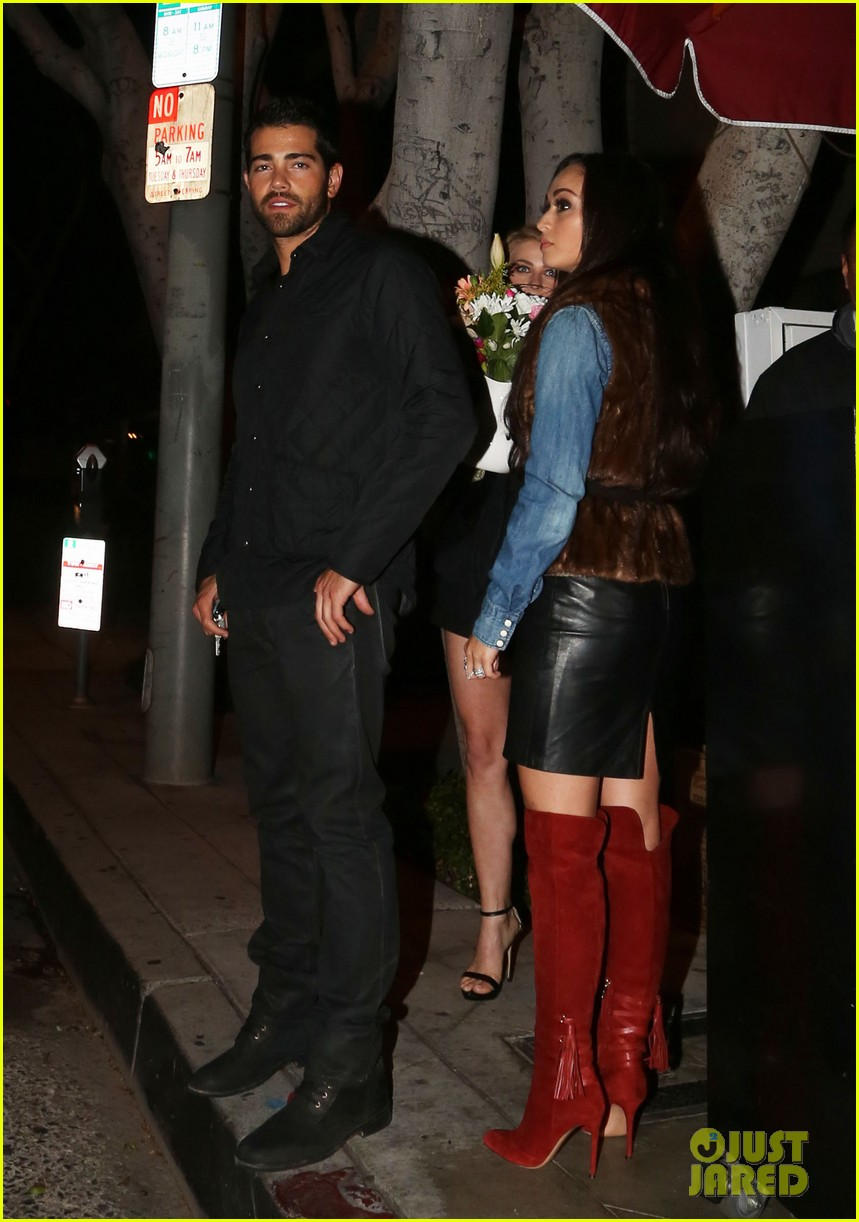 jesse metcalfe cara santana dinner with julianne hough 06