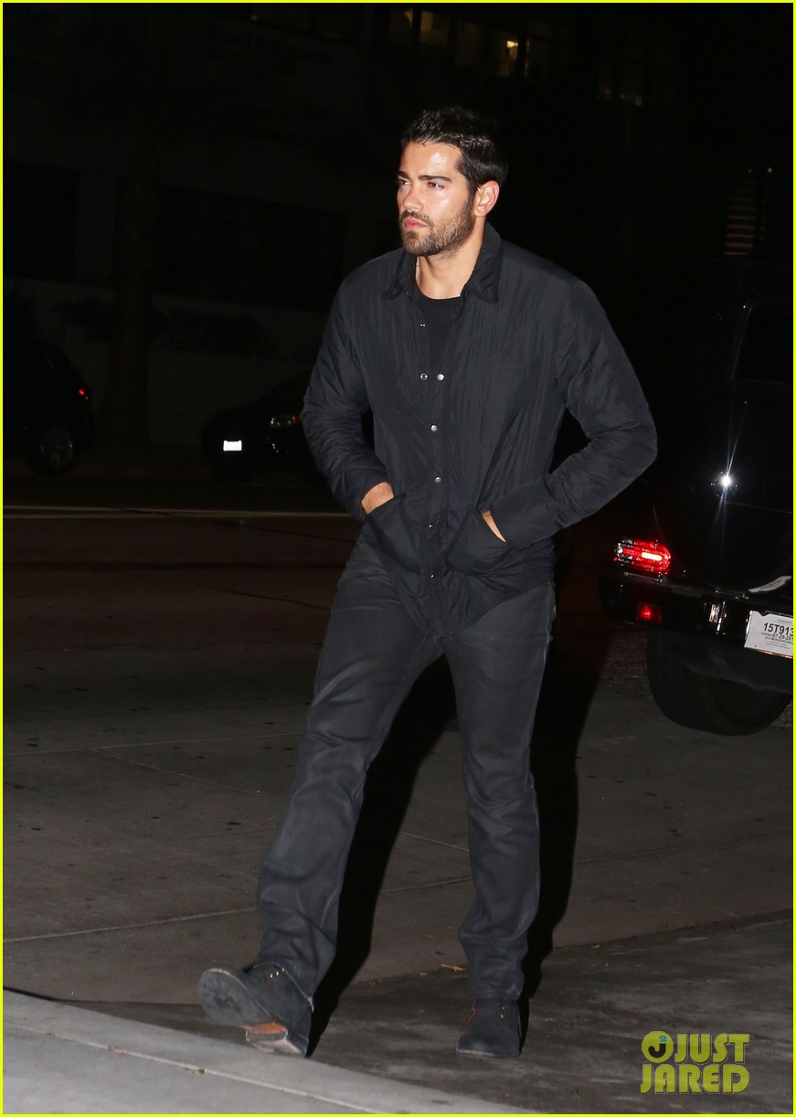jesse metcalfe cara santana dinner with julianne hough 09
