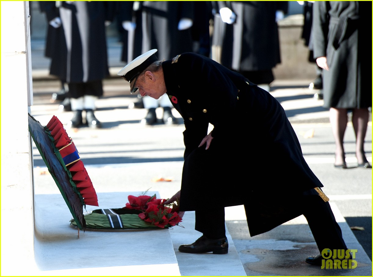 kate middleton prince william remembrance sunday sevice 12