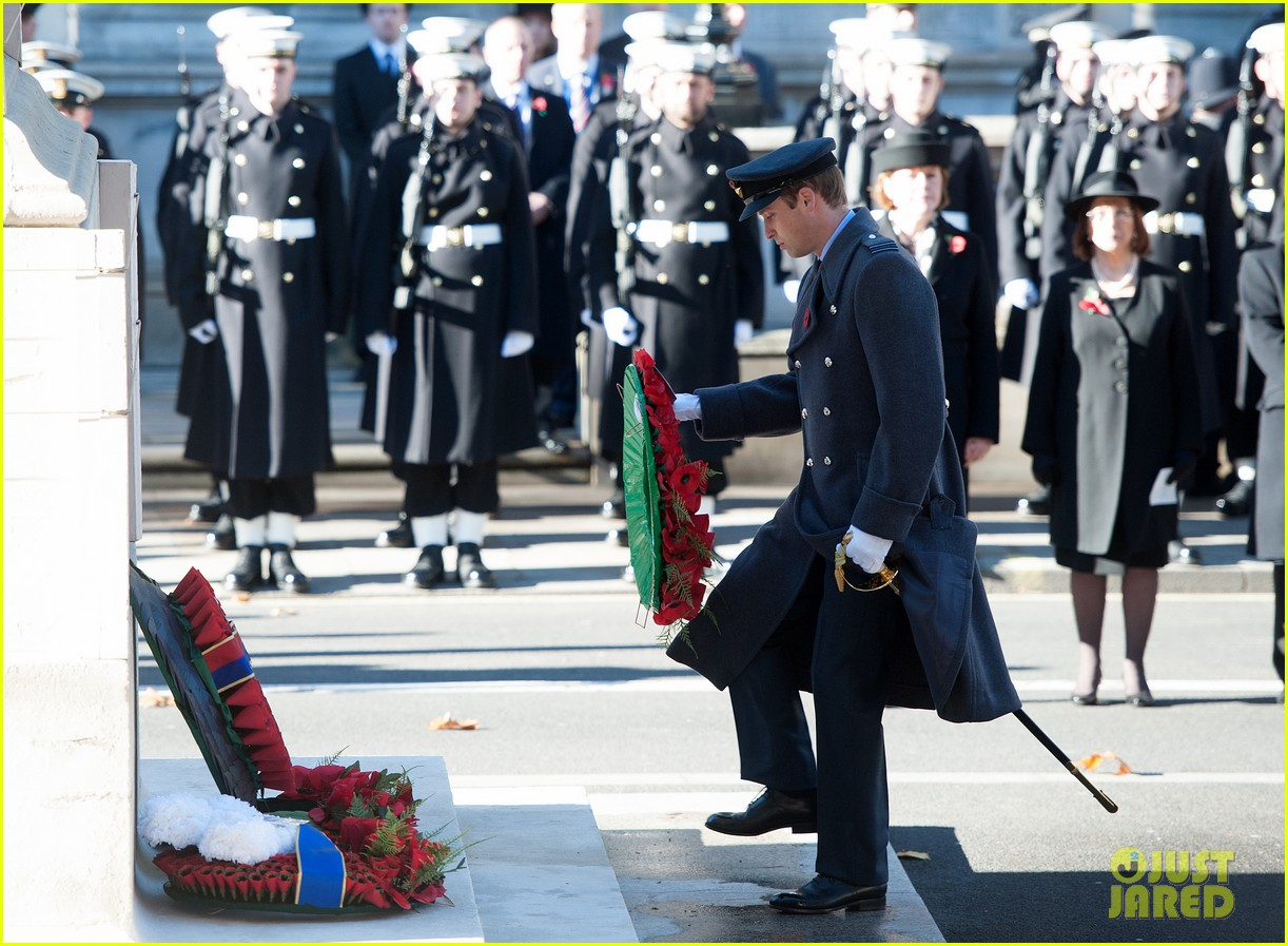 kate middleton prince william remembrance sunday sevice 192989726