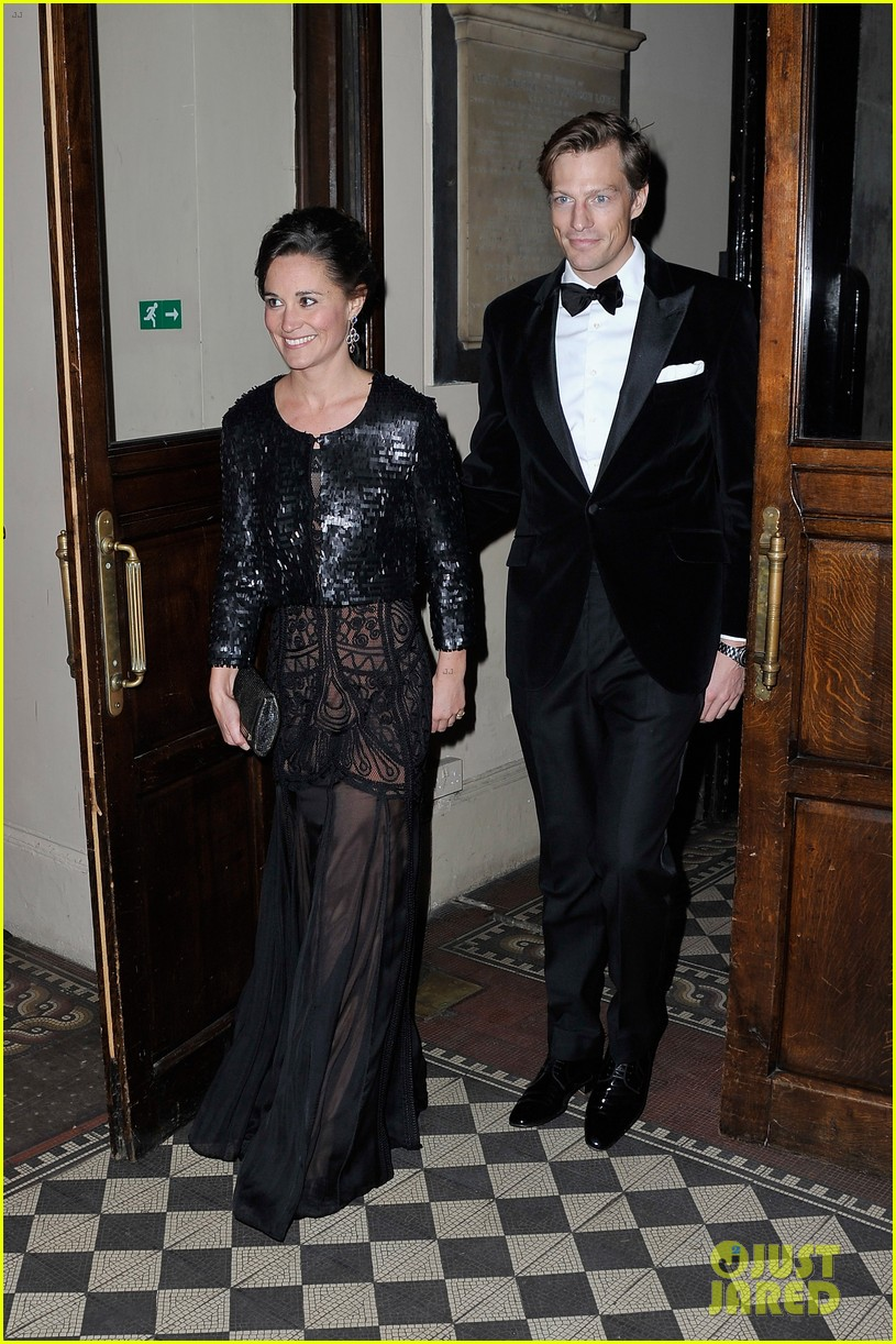 pippa middleton sugarplum ball with nico jackson 032996840
