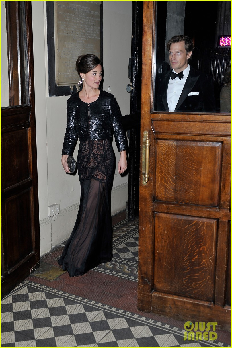 pippa middleton sugarplum ball with nico jackson 112996848