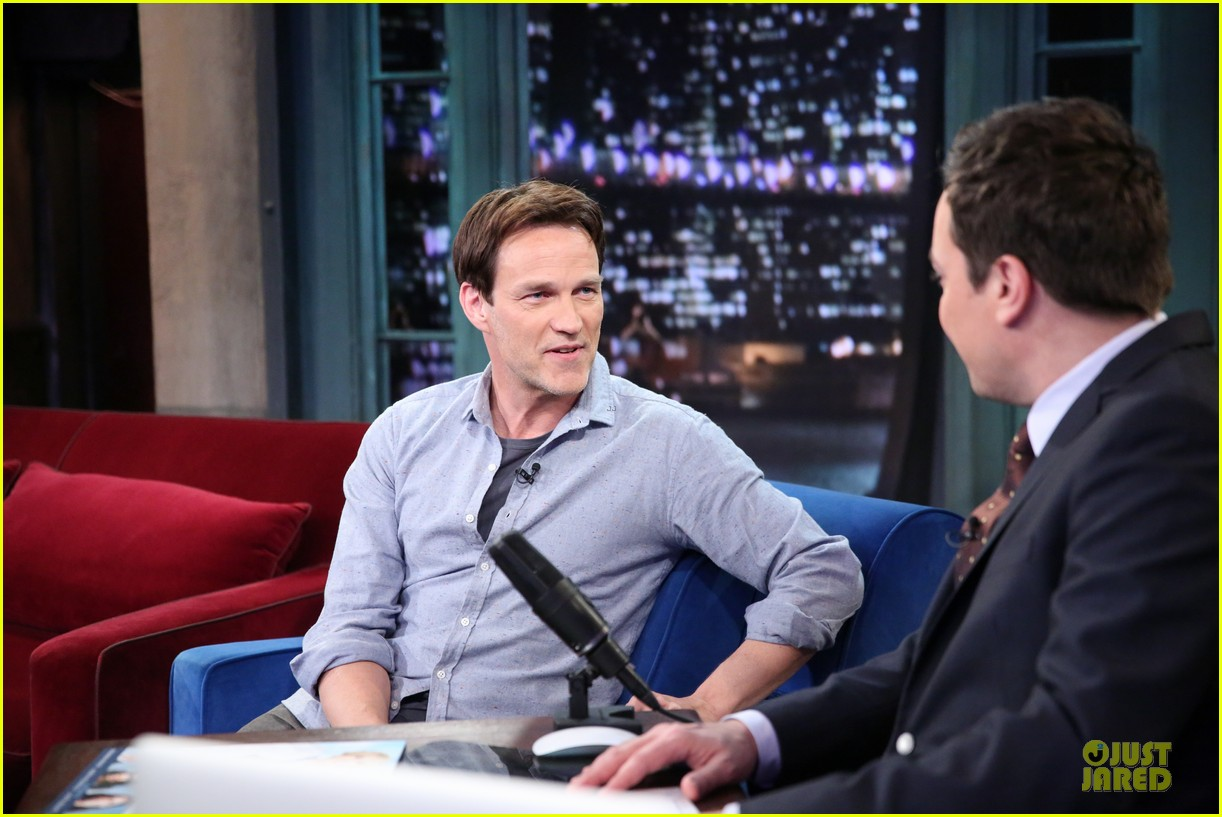 stephen moyer sound of music promo on fallon 03