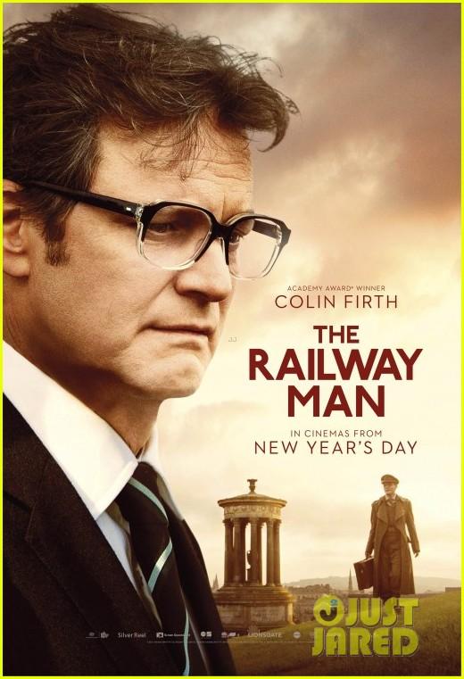 nicole kidman railway man posters trailer 01