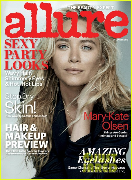 mary kate ashley olsen get separate allure covers 012990569