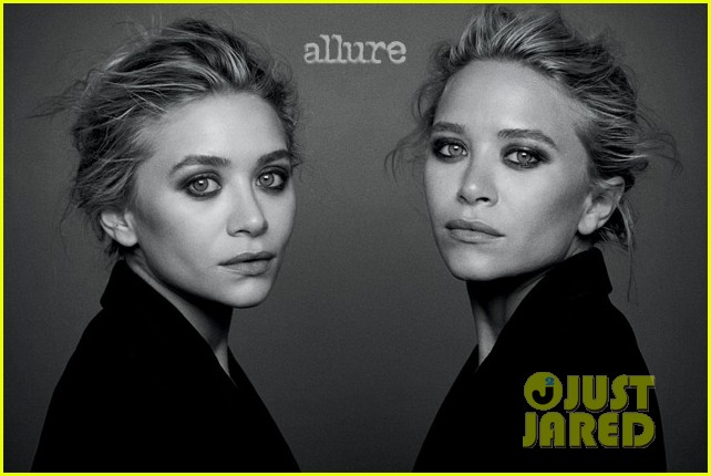 mary kate ashley olsen get separate allure covers 02