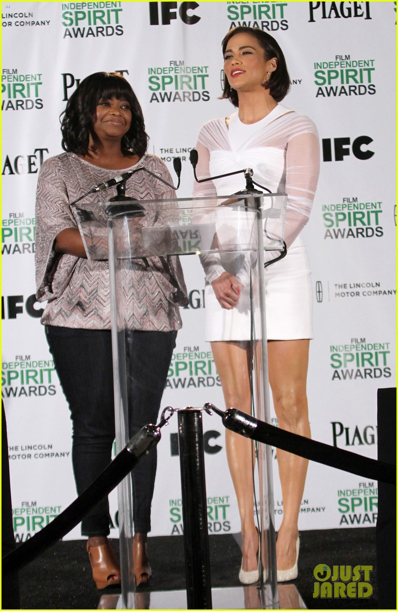 paula patton octavia spencer announce spirit nominations 043000868