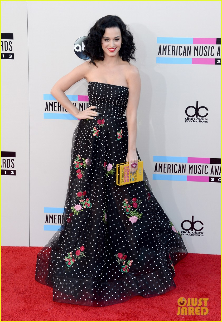 katy perry amas 2013 red carpet 11