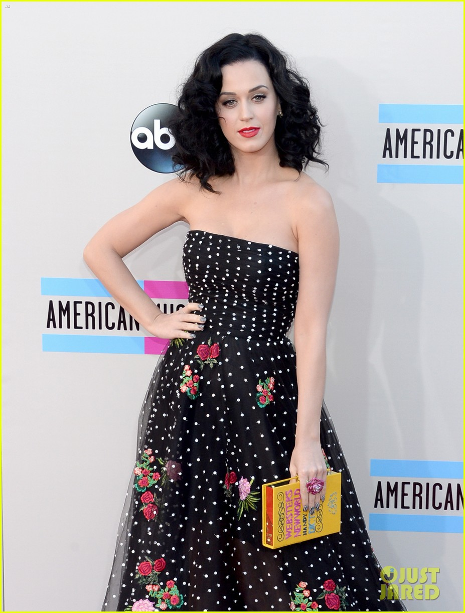 katy perry amas 2013 red carpet 17