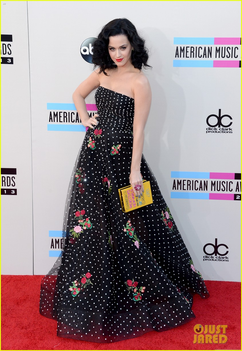 katy perry amas 2013 red carpet 26