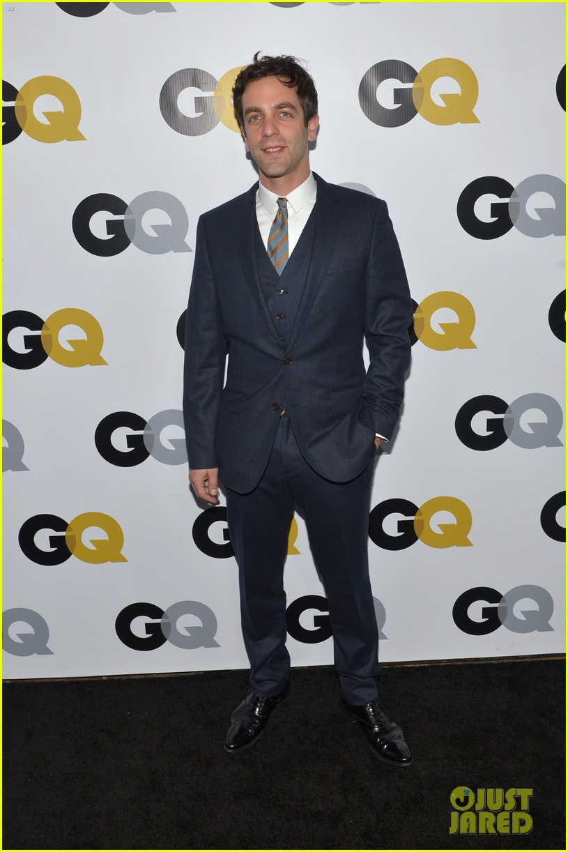 amy poehler nick kroll gq men of the year party 062991494