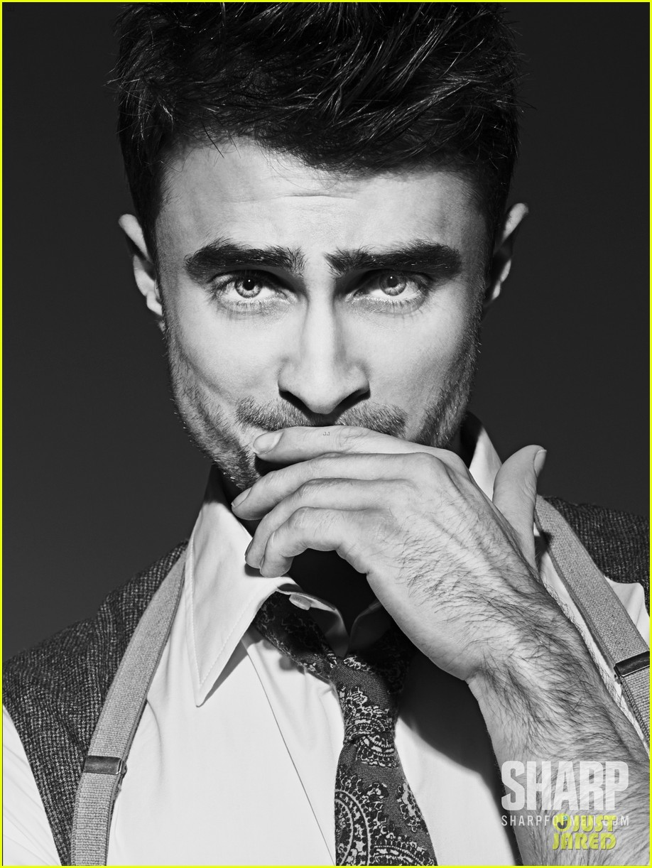 daniel radcliffe covers sharp magazine november 2013 042984904