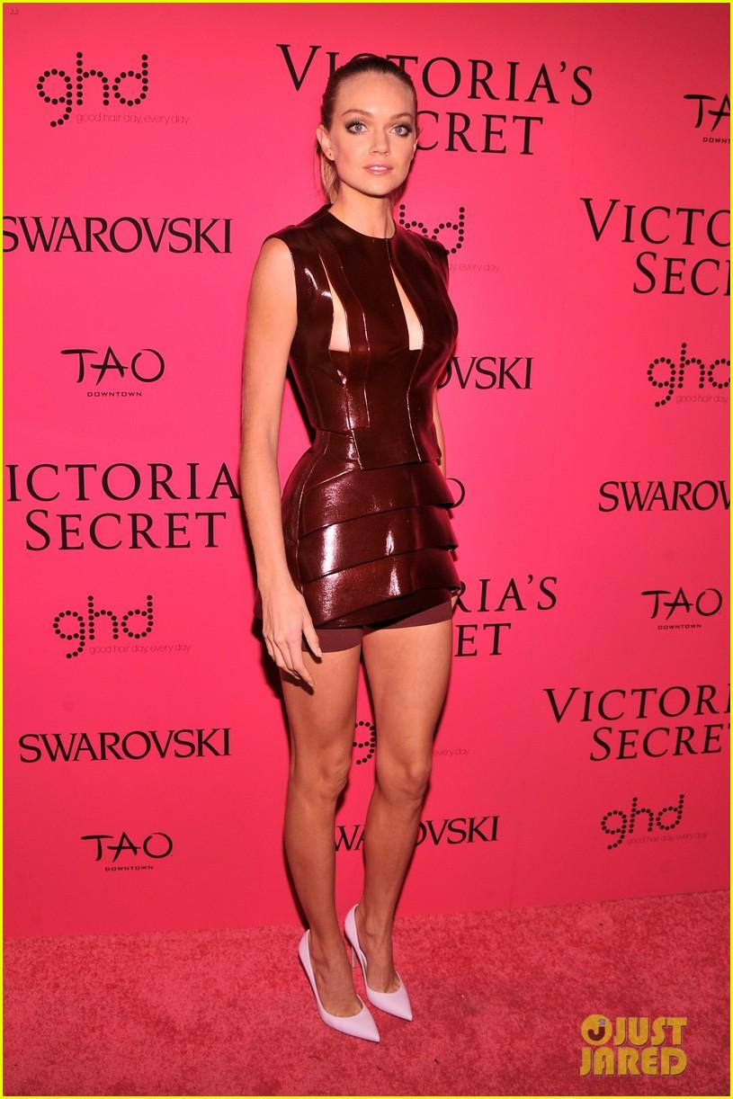 hilary rhoda lindsay ellingson victorias secret fashion show after party 2013 07