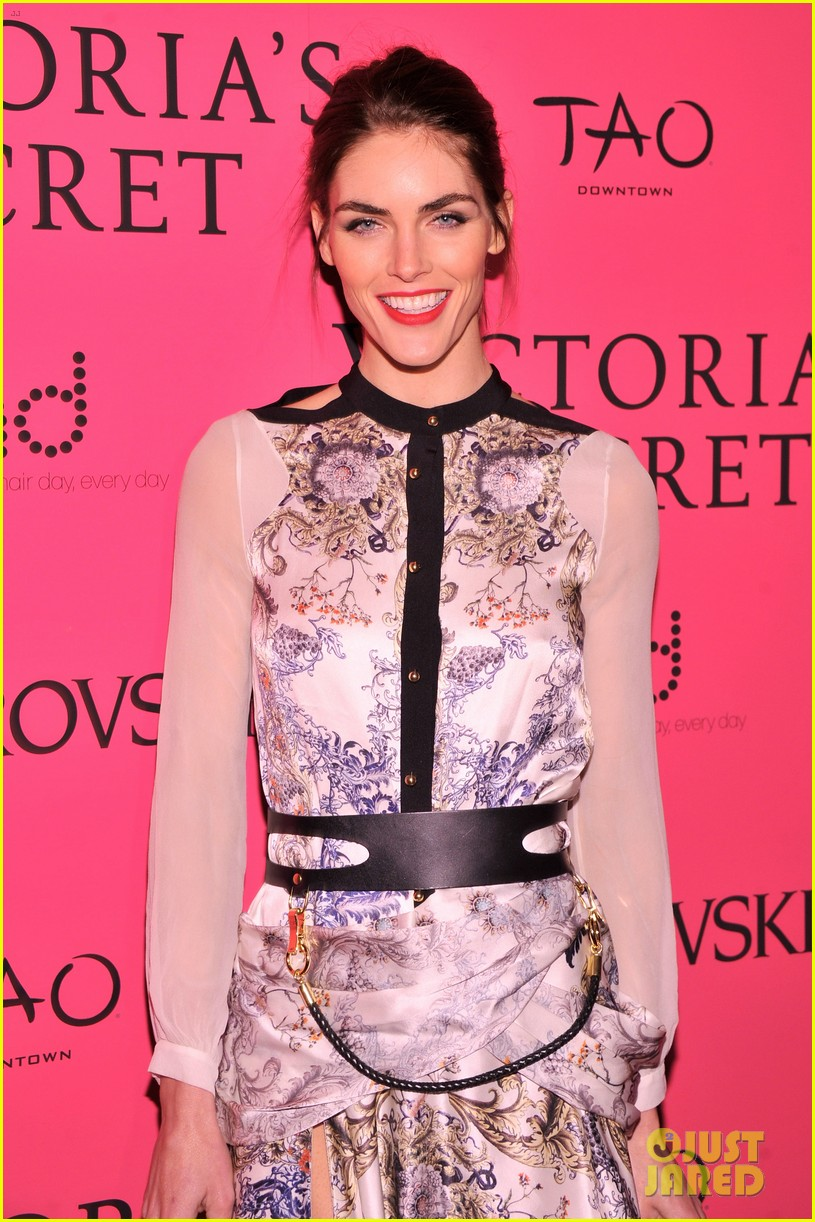 hilary rhoda lindsay ellingson victorias secret fashion show after party 2013 12