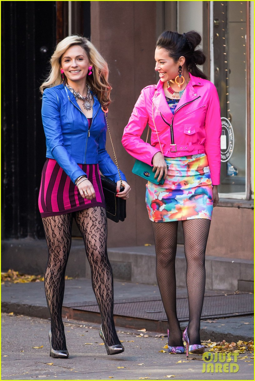 annasophia robb last days on carrie diaries set photo