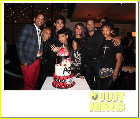 will jada pinkett smith celebrate son trey 21st birthday 032990502