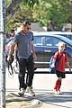 gwen stefani gavin rossdale keep busy over the weekend 15