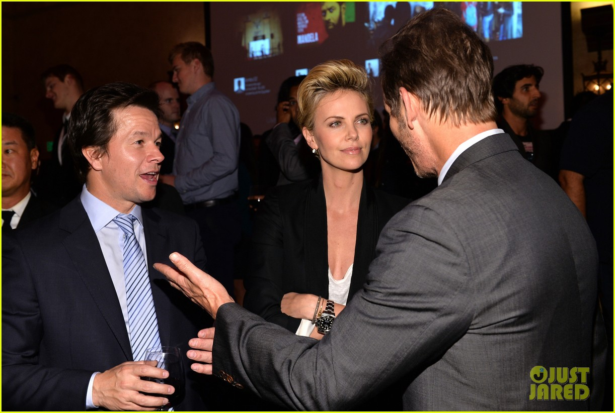charlize theron mark wahlberg reunite at premiere after party 07