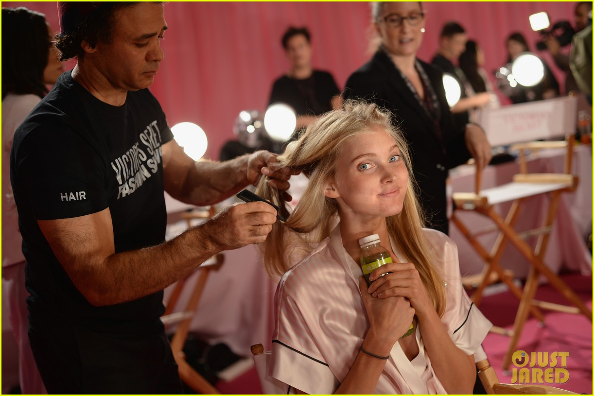victorias secret angels prep for fashion show 2013 pics 24