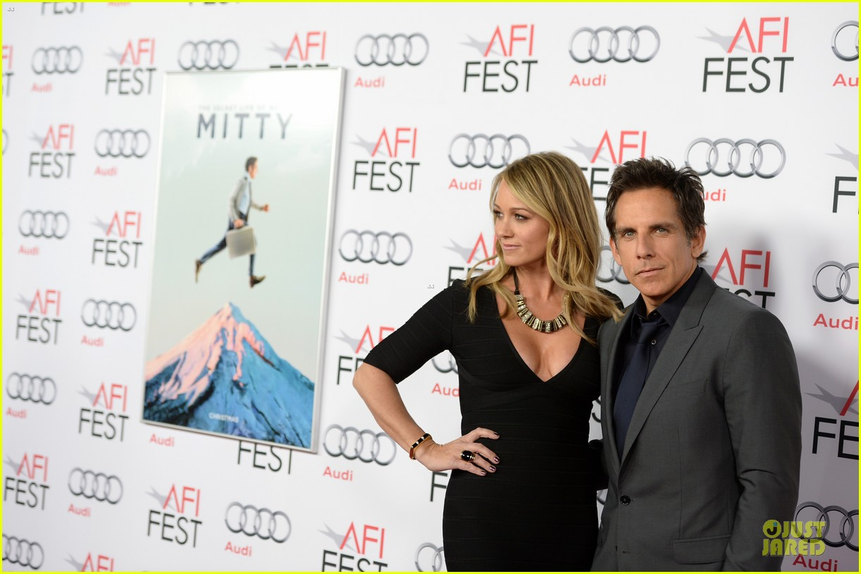 kristen wiig ben stiller walty mitty afi fest screening 042992374