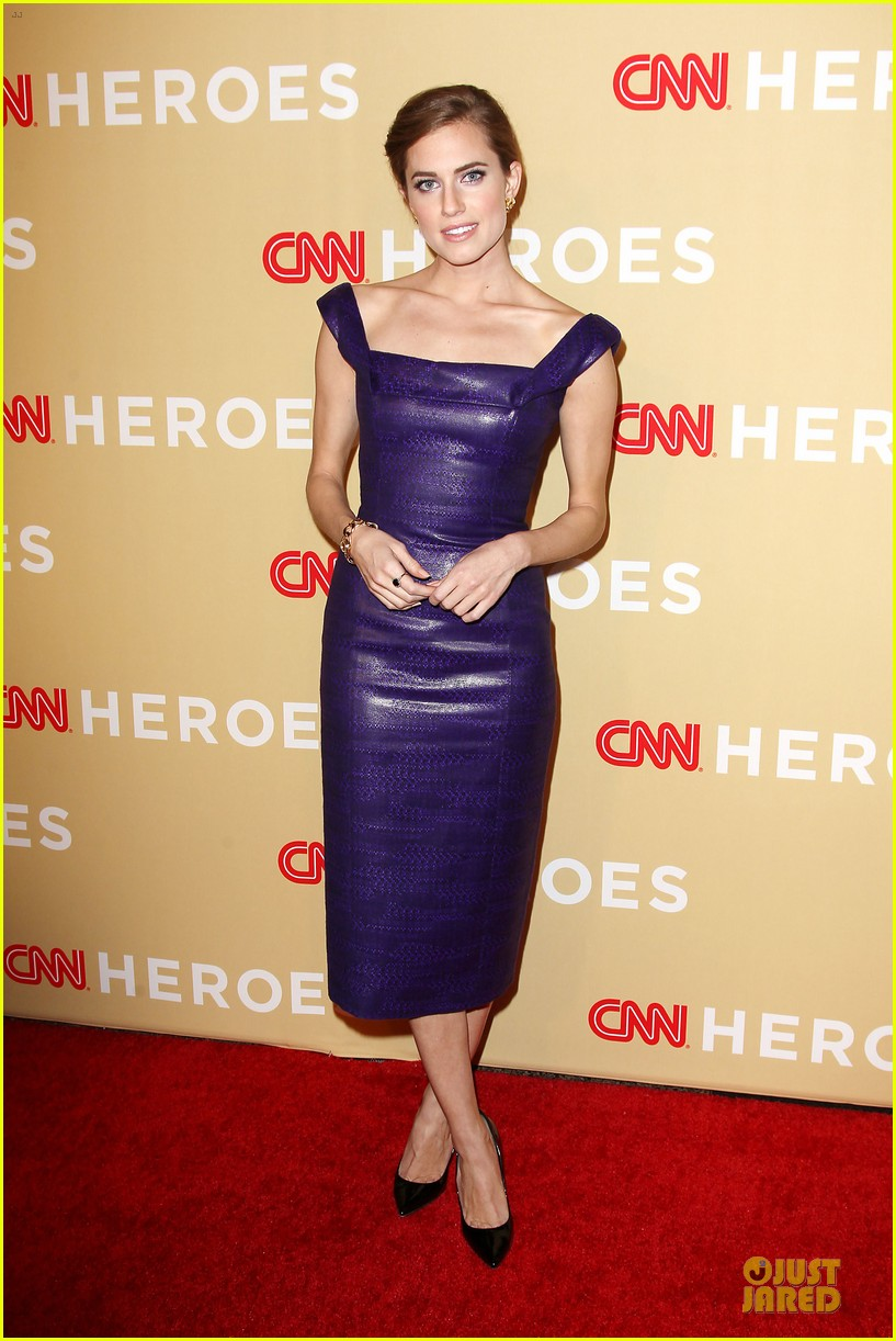 allison williams shay mitchell cnn heroes allstar tribute 10