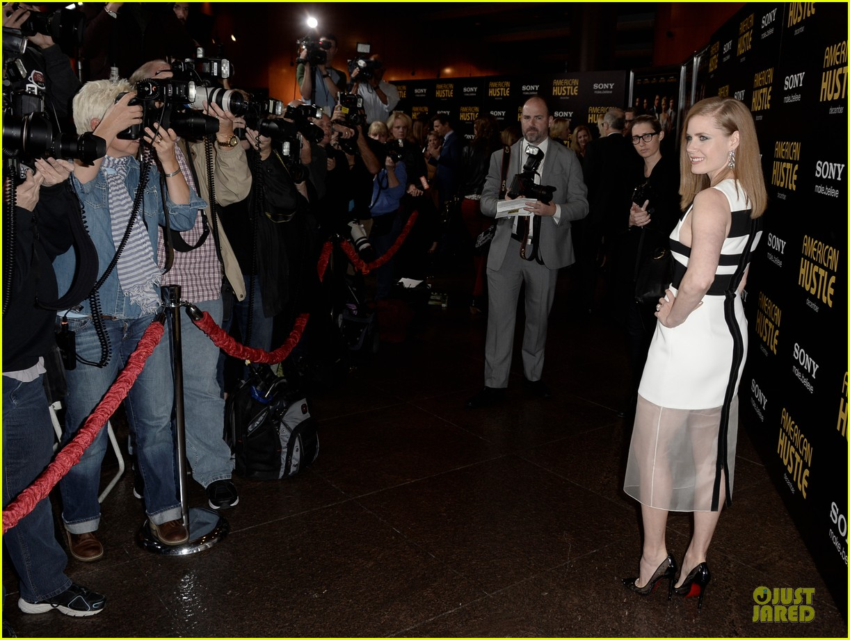 amy adams jeremy renner american hustle dga screening 08