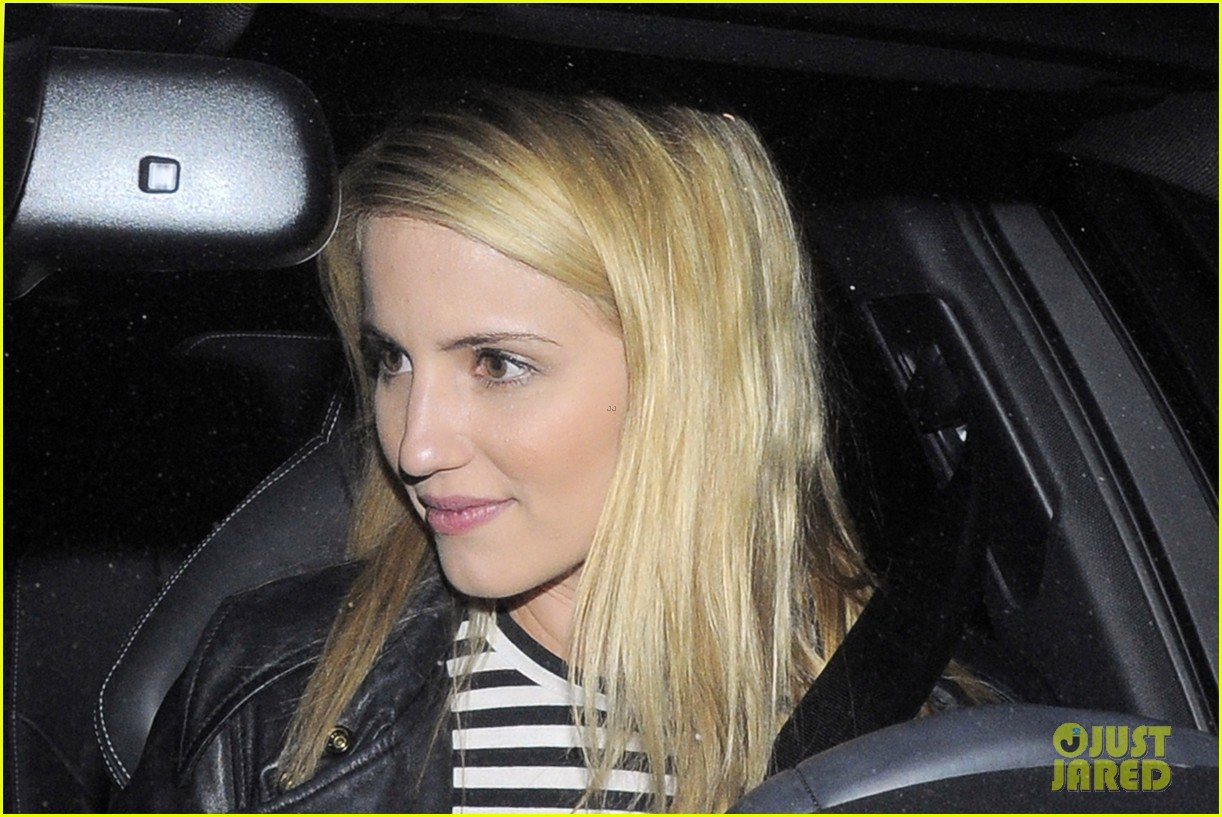 dianna agron ill be at amber rileys show with bells on 04