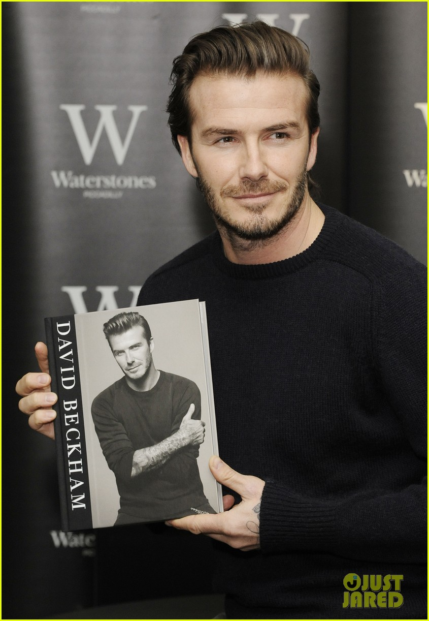david beckham london book signing 133014776