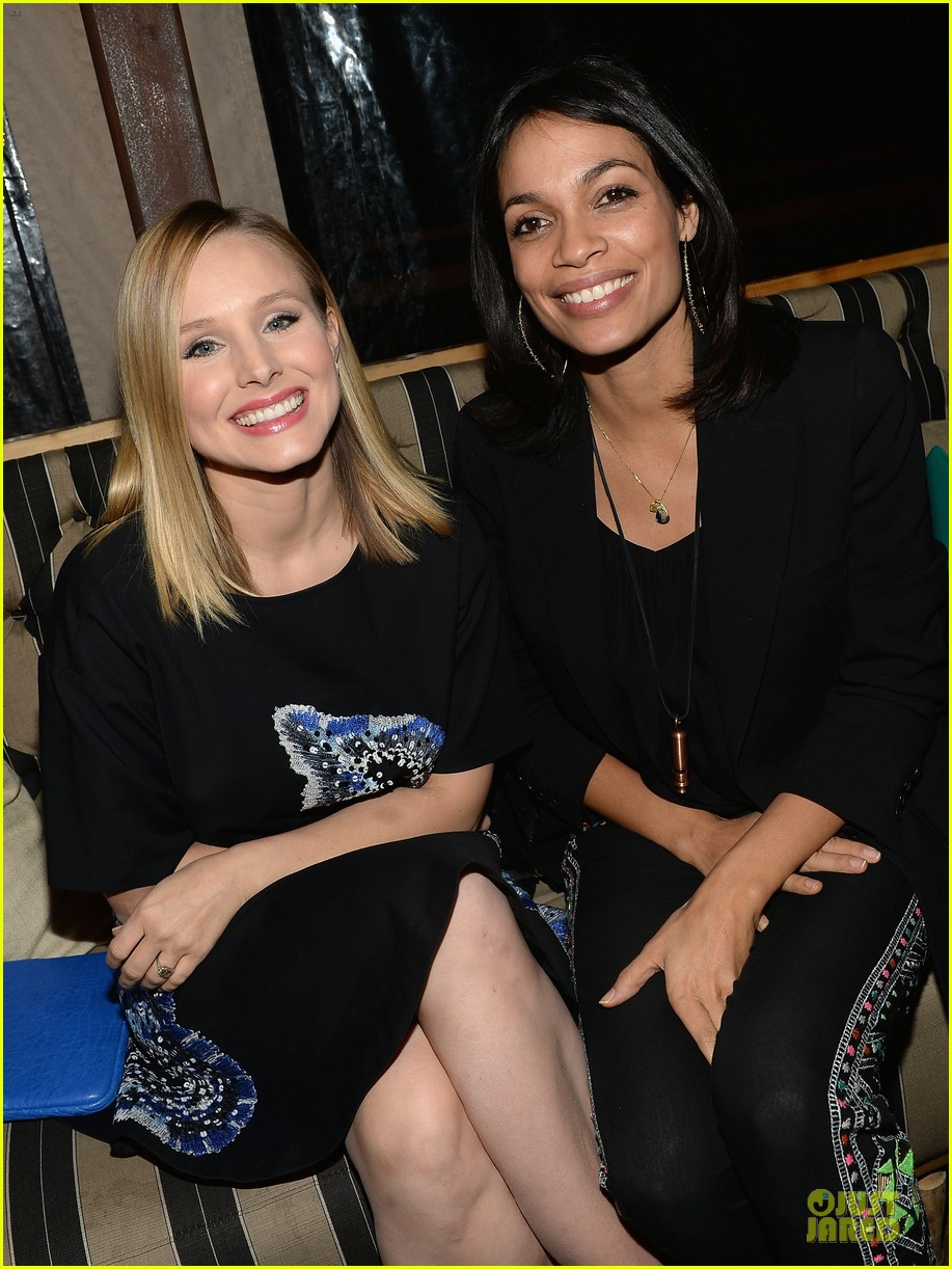 kristen bell rosario dawson hobbit mobile game event 123010413