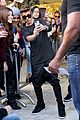 justin bieber power 106 radio promo before believe premiere 09