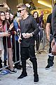justin bieber power 106 radio promo before believe premiere 18