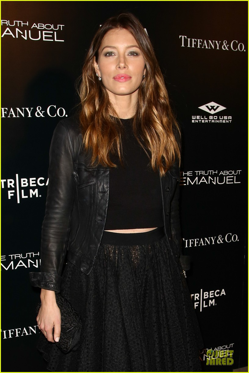jessica biel the truth about emanuel hollywood premiere 02