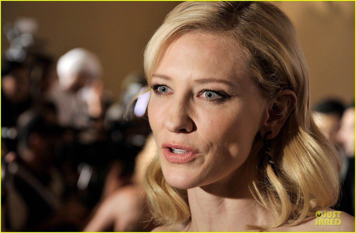 cate blanchett michael b jordan iwc filmmakers award 14