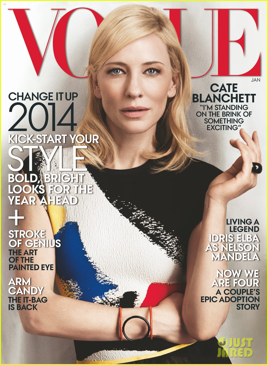 cate blanchett covers vogue january 2014 033012971